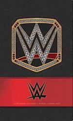 WWE Hardcover Ruled Journal
