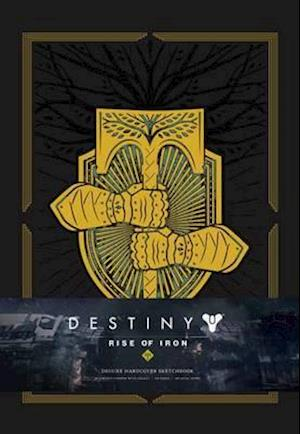 Bog, hardback Destiny Deluxe Hardcover Sketchbook af Insight Editions