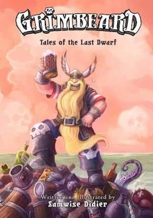 Bog, hardback Grimbeard af Samwise Didier