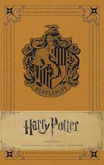 Harry Potter: Hufflepuff Ruled Pocket Jo af Insight Editions
