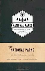 National Parks Hardcover Guided Journal