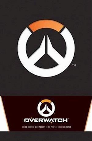 Bog, hardback Overwatch Hardcover Ruled Journal af Insight Editions