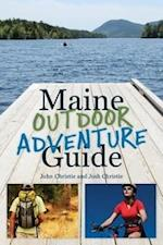 Maine Outdoor Adventure Guide af John Christie