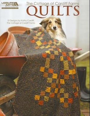 Bog, paperback The Cottage at Cardiff Farms Quilts af Kathy Cardiff
