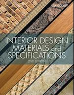 Interior Design Materials and Specifications af Lisa Godsey