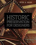 Historic Preservation for Designers