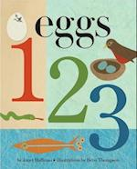 Eggs, 1, 2, 3: Who Will The Babies Be? af Betsy Thompson, Janet Halfmann