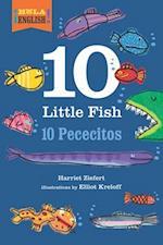 10 Little Fish (Hola English)