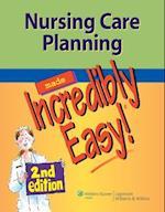 Nursing Care Planning Made Incredibly Easy! af Lippincott Williams