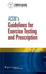ACSM's Guidelines for Exercise Testing and Prescription af American College of Sports Medicine