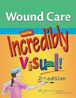 Wound Care Made Incredibly Visual! (Incredibly Easy Series, nr. 174)