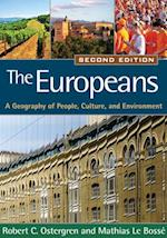 The Europeans, Second Edition (Texts in Regional Geography)
