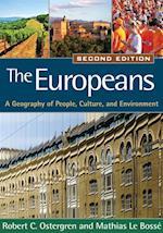 Europeans, Second Edition af Mathias Le Bosse, Robert C. Ostergren