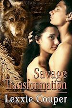 Savage Transformation af Lexxie Couper
