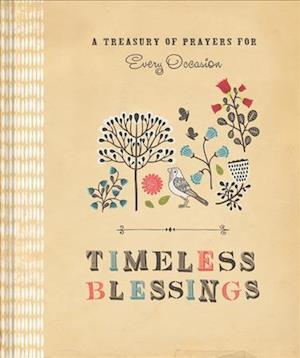 Bog, hardback Timeless Blessings af Ellie Claire