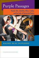 Purple Passages af Rachel Blau DuPlessis