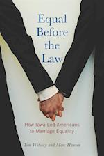 Equal Before the Law (Iowa and the Midwest Experience)