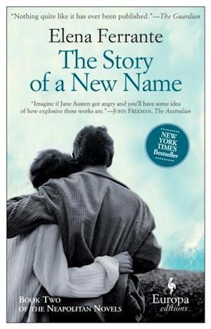 Story of a New Name af Elena Ferrante