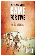 Game for Five af Marco Malvaldi