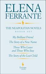 Neapolitan Novels by Elena Ferrante Boxed Set