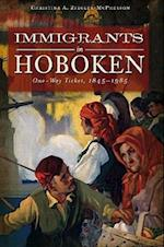 Immigrants in Hoboken af Christina A. Ziegler-mcpherson