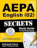 AEPA English (02) Secrets, Study Guide
