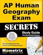 AP Human Geography Exam Secrets, Study Guide