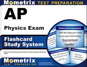 Bog, paperback Ap Physics Exam Flashcard Study System af Ap Exam Secrets