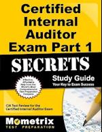 Certified Internal Auditor Exam Part 1 Secrets, Study Guide