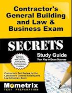 Contractor's General Building and Law & Business Exam Secrets, Study Guide