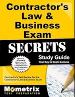 Contractor's Law & Business Exam Secrets, Study Guide
