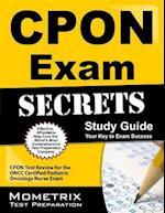 CPON Exam Secrets, Study Guide