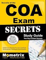 Secrets of the COA Exam Study Guide (Mometrix Test Preparation)