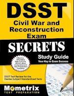 DSST the Civil War and Reconstruction Exam Secrets Study Guide (Mometrix Secrets Study Guides)