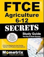 Ftce Agriculture 6-12 Secrets Study Guide
