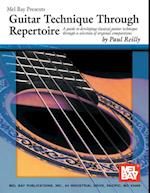 Guitar Technique through Repertoire