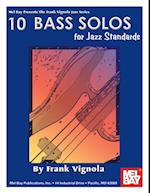 10 Bass Solos For Jazz Standards af Frank Vignola