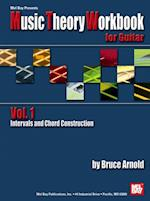 Music Theory Workbook For Guitar Vol. 1