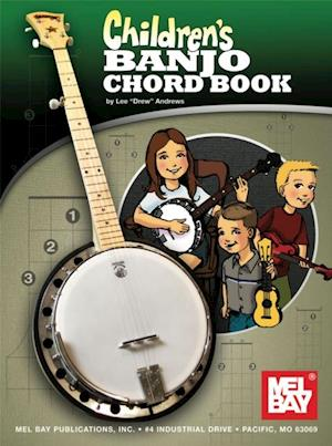 Children's Banjo Chord Book af Lee Andrews