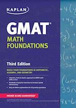 Kaplan GMAT Math Foundations (Kaplan Gmat Math Foundations)