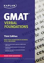 Kaplan GMAT Verbal Foundations af Kaplan Test Prep