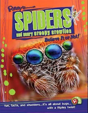 Spiders and Scary Creepy Crawlies