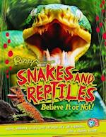 Snakes & Reptiles (Ripley Twists)