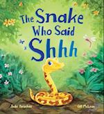 Snake Who Said Shh... af Jodie Parachini