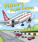 Plane's Royal Rescue (Busy Wheels)