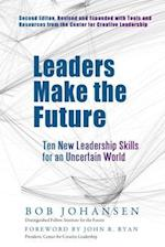 Leaders Make the Future (Bk Business)