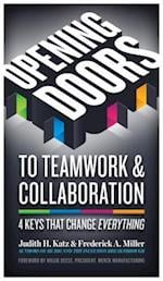 Opening Doors to Teamwork and Collaboration; 4 Keys That Change Everything (AgencyDistributed)