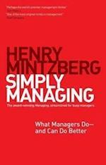 Simply Managing af Henry Mintzberg