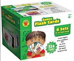 Games Flash Cards af Inc. Carson-Dellosa Publishing Company