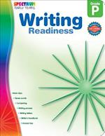 Writing Readiness, Grade Pk (Spectrum Early Years)